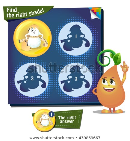 Find the right shade egg 2 Stock photo © Olena