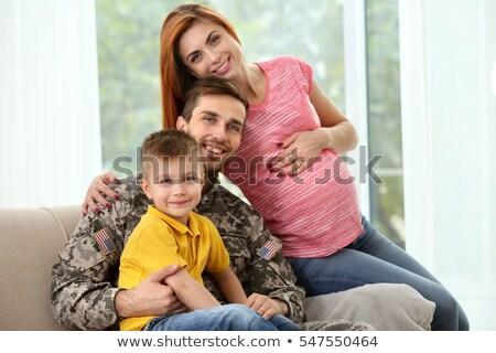 düşük · bölüm · çift · bebek · anne · kadın - stok fotoğraf © stevanovicigor