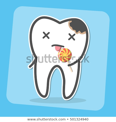 Tooth Decay Disease Danger Stock photo © Lightsource