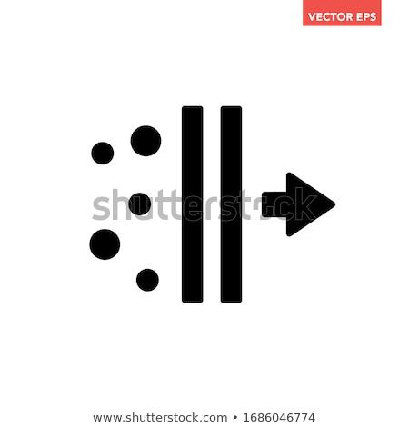 Micro pulsante icona colore design tecnologia Foto d'archivio © angelp
