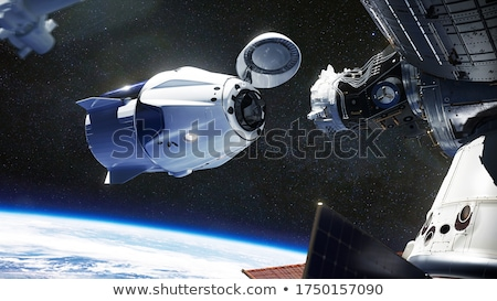 tájkép · éjszakai · ég · űr · természet · csillagászat · lövöldözés - stock fotó © lovleah