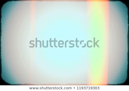 Colorato fotocamera vetro blu colore foto Foto d'archivio © magraphics