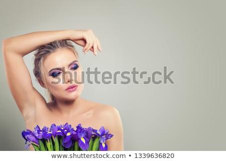 voorjaar · vrouw · schoonheid · zomer · model · meisje - stockfoto © serdechny