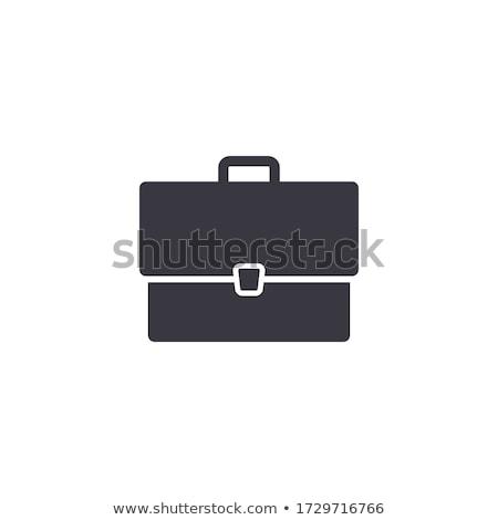 work bag icon stock photo © mark01987