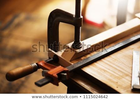 hout · werken · verticaal · horizontaal · samen - stockfoto © Freelancer