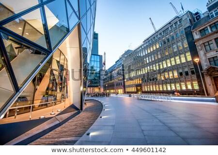 корнишон здании Лондон Англии небе Сток-фото © elenaphoto