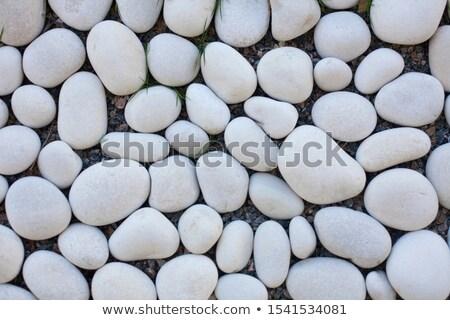 Polido natureza fundo pedra limpar Foto stock © latent