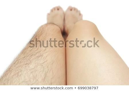 женщину · ногу · волос · ванную · ног · женщины - Сток-фото © photography33