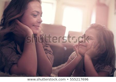 dois · pequeno · crianças · parque · quadro · bonitinho - foto stock © photography33