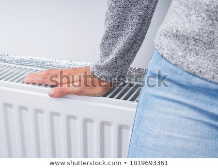 to keep warm Stock photo © jayfish