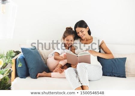 ребенка · книга · стороны · детей · дети · фон - Сток-фото © aikon