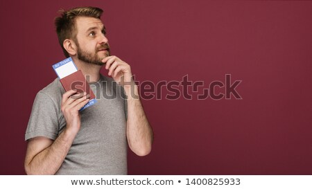 Rubi cara branco abstrato vetor arte Foto stock © robertosch