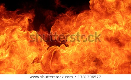 Firestorm Stock photo © Kirschner