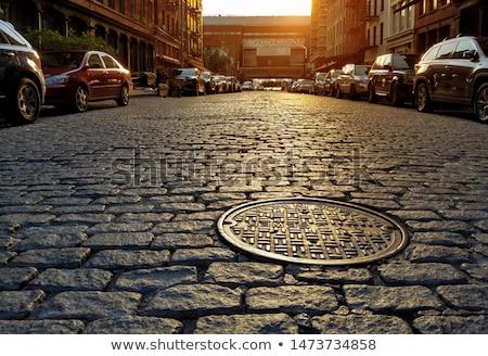 Manhole Stock photo © zzve