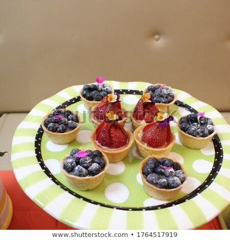 плодов зеленый жизни цвета свежие яблоки Сток-фото © c-foto