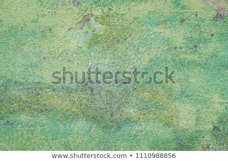 Vieux plâtre murs jaune anciens Photo stock © scenery1