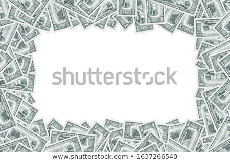 Twenty dollar bill Stock photo © vanessavr
