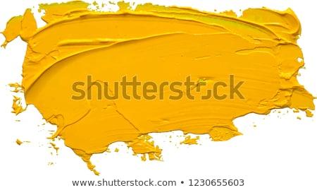 strokes oil paint Stock photo © serebrov