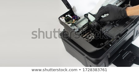 Equipment Problems Stock photo © Lightsource