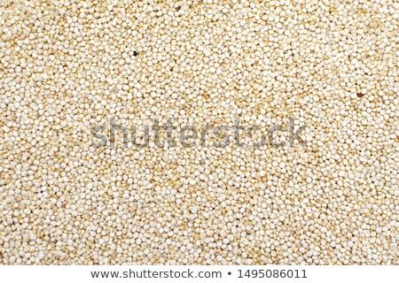 Background texture of healthy quinoa grain Stock photo © ozgur