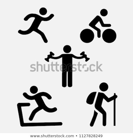 indoor and outdoor activites stock photo © bluering