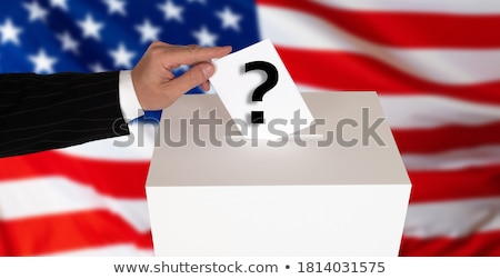 United States Election Question Stock photo © Lightsource