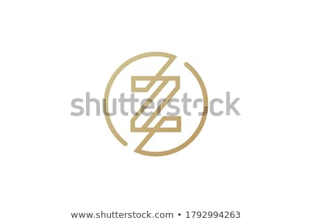 Logo Shape and Icon of Letter Z, Vector Illustration Stock photo © cidepix