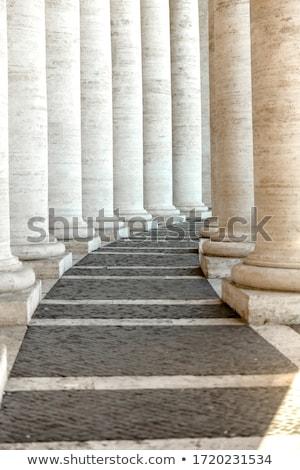 ayrıntılar · mimari · Vatikan · İtalya · Avrupa · din - stok fotoğraf © Fotografiche