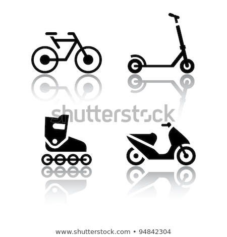 Transportation icons | MICRO series Stock photo © sahua