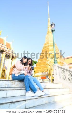 Pulgas Water Temple Stock photo © yhelfman