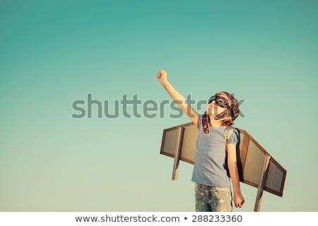 Inspiracja pomysł motywacja papieru tekst Zdjęcia stock © Lightsource