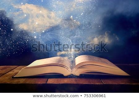 math · fairy · gras · achtergrond · kunst · onderwijs - stockfoto © colematt
