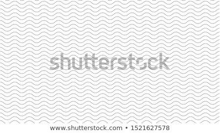Zarif diyagonal dalgalı hatları yumuşak renk Stok fotoğraf © SArts