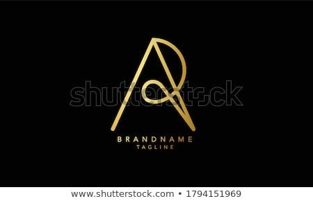 modern initial alphabet letter logo logotype vector Stock photo © vector1st