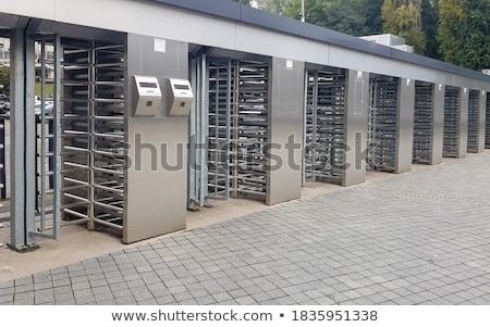 locked stadium stock photo © franky242