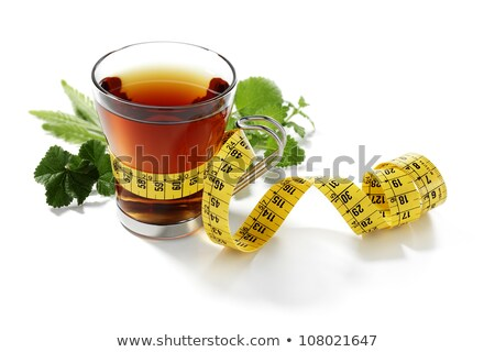 Slimming herbal tea Stock photo © aelice