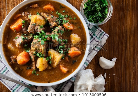 Irish stew Stock photo © sumners