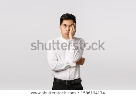 Portrait of a businessman bored Stock photo © photography33