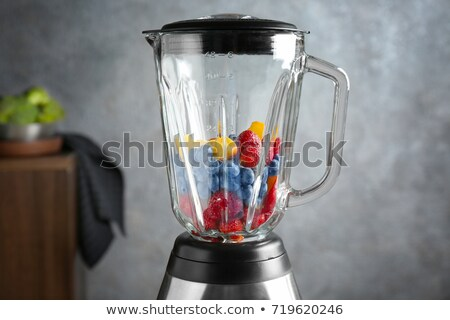 close-up of a blender Stock photo © photography33