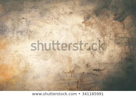 Sepia płótnie sieci wzór tekstury tle Zdjęcia stock © MiroNovak