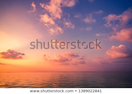 wonderful skies Stock photo © chesterf