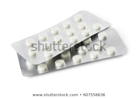 Cure for Cancer - Pack of Pills. Stock photo © tashatuvango