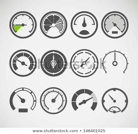 коллекция · вектора · икона · кнопки · дизайна - Сток-фото © rizwanali3d