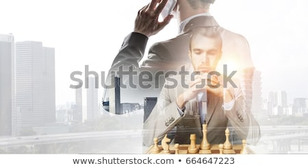 Competitive Strategy Concept Stock photo © Lightsource