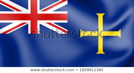flag of Bailiwick of Guernsey Stock photo © Istanbul2009