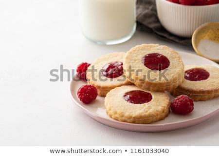 Jam sandwich cookies  Stock photo © Digifoodstock