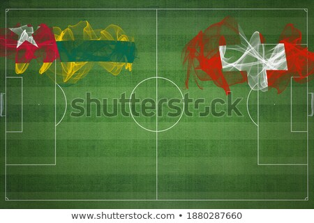 Switzerland and Togo Flags  Stock photo © Istanbul2009