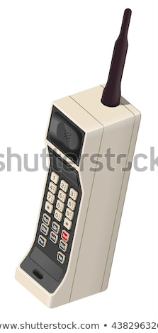 Vintage Cell Phone Stock photo © peterguess