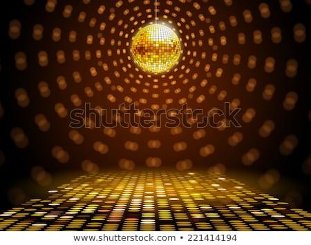 etapie · disco · światła · pusty · teatr · miejscu - zdjęcia stock © nobilior