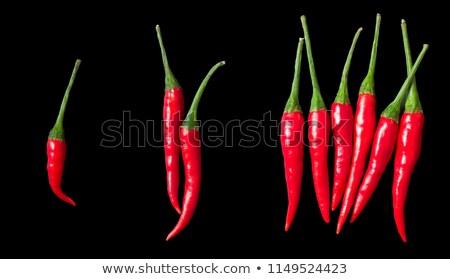 different levels of spiciness Stock photo © zkruger
